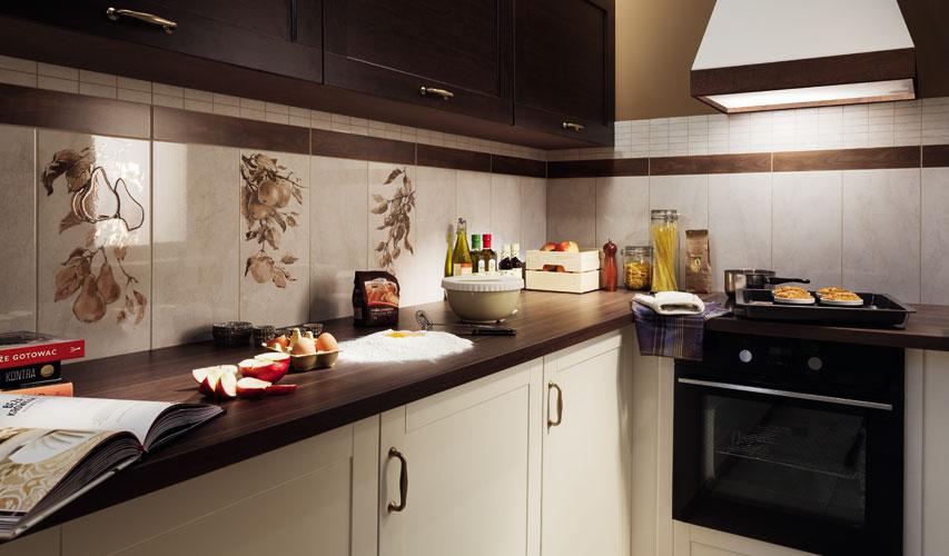 Płytki kuchenne, Tubądzin Domino  eplytki pl  do kuchni