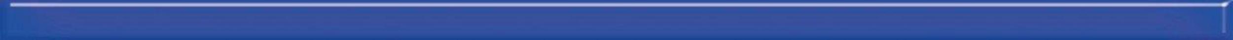 LISTWA SZKLANA ULTRA BLUE 2,3X60 GAT.1