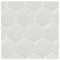 HEXATILE GRIS CLARO BRILLO 17.5X20 GAT I