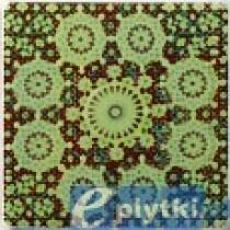 MAJOLIKA ROTUNDO 1 DEKOR 11.5X11.5X.8 G I