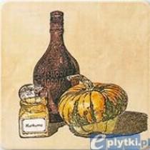 DEKOR ŚCIENNY KURKUMA 6  20X20 GAT.1