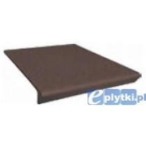 SIMPLE 3-D BROWN STOPNICA Z KAPINOSEM PROSTA 30X33X1.1 G I