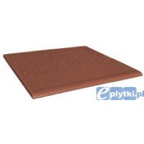 SIMPLE 3-D RED STOPNICA 30X30X1.1 G I