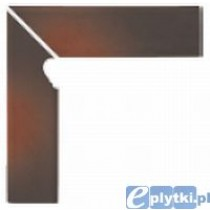 SHADOW BROWN COKÓŁ SCHODOWY LEWY KPL=2 8X30X1.1 G I