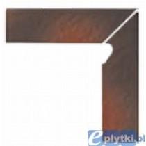 SHADOW 3-D BROWN COKÓŁ SCHODOWY PRAWY KPL=2 8X30X1.1 G I
