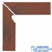 SHADOW 3-D RED COKÓŁ SCHODOWY LEWY KPL=2 8X30X1.1 G I