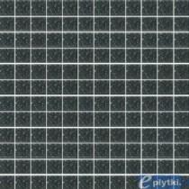 SECRET NERO MOZAIKA CIĘTA MURANO 29.8X29.8 G1