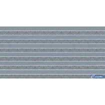 PIUMETTA GRYS INSERTO PASKI 29.5X59.5 G1
