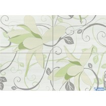 ARTIGA SELEDYN FLOWER KPL=4 DEKOR 70X50X.8 G I