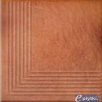 SOLAR 3-D ORANGE STOPNICA NAROŻNA 30X30X1.1 G I