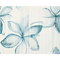 LILIUM BLUE FLOWER DEKOR 25X40 G.1