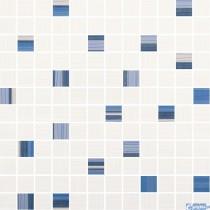 ACAPULCO BLUE MOZAIKA CIETA MIX 29.8X29.8 G1