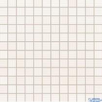 COLL WHITE MOZAIKA POŁYSK 29.8X29.8X1 G1