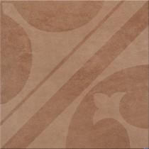 PATO BROWN GRAFICA 1 GRES SZKLIWIONY MAT 32.6X32.6X.85 G1