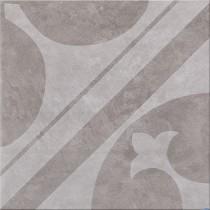 PATO GREY GRAFICA 1 GRES SZKLIWIONY MAT 32.6X32.6X.85 G1