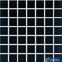 DOMENICO BLACK GLASS MOSAIC 20X20 G.1
