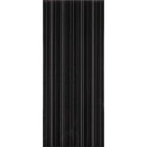 CRYPTON BLACK PŁYTKA ŚCIENNA 25X60 G1