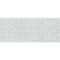 NEO-GEO PIXEL WHITE DEKOR 25X60 G1