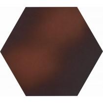 CLOUD BROWN HEKSAGON KLINKIER 26X26 G1