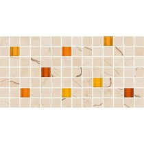 PLAYA CREAM MOSAIC GLASS 22.2X44.6 GAT.1