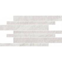 YAKARA WHITE GRES MOSAIC 22.2X44.6 GAT.1