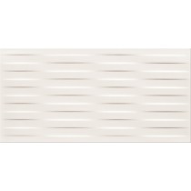 WHITE BRAID SATIN ŚCIENNA 29.7X60 G1