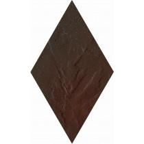 SEMIR BROWN ROMB KLINKIER 14.6X25.2 G1