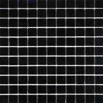 MOZAIKA MS-13 MIRROR BLACK SZKLANA 30X30 G1