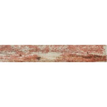 SHABBY CHIC RED GRES 14.8X89.8 G1