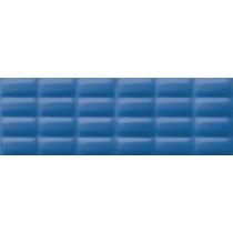 BLUE GLOSSY PILLOW PŁYTKA ŚCIENNA 25X75 G1