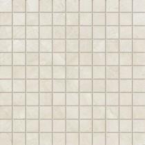 OBSYDIAN WHITE MOZAIKA 29.8X29.8 POŁYSK Gat 1