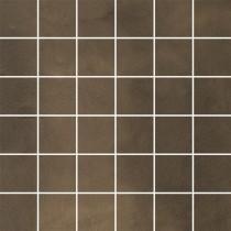TIGUA BROWN MOZAIKA K.4.8X4.8 MAT GRES SZKLIWIONY 29.8X29.8 G1