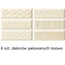Brika Bar Patchwork Dekor 23,7x7,8 Gat.1