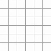 Mozaika Albir Bianco Kostka 4,8x4,8 - 30x30 Gat 1