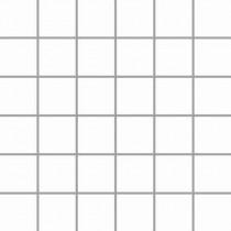Mozaika Altea Bianco Kostka 4,8x4,8 - 30x30 Gat 1