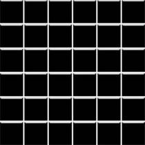 Mozaika Altea Nero Kostka 4,8x4,8 30x30 Gat 1