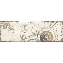 Rondoni Bianco Inserto Str. C dekor 9,8x29,8 Gat 1