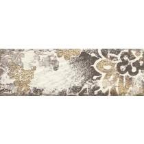 Rondoni Bianco Inserto Str. D dekor 9,8x29,8 Gat 1