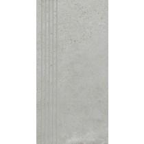 Optimal Grys Stopnica Prosta Nacinana Mat. 29,8x59.8 gat 1