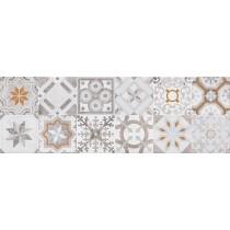 Concrete Style Inserto Patchwork dekor 20x60 gat 1