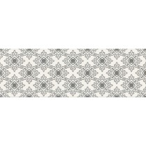 Black&white Pattern E płytka ścienna 19,8x59,8 Gat. 1