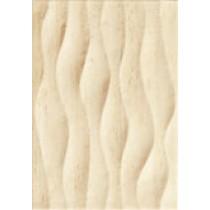 Toscana Beż Str płytka scienna 25x36 Gat 1