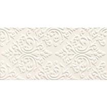Delice White Str Dekor 22,3x44,8 Gat.1
