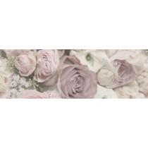 Glamour Flower A PŁYTKA ŚCIENNA 25x75 GAT. 1