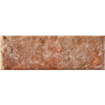 Bricktile Red Płytka Ścienna  23,7x7,8 Gat.1