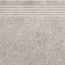 Leo Grey stopnica gres 33,3x33,3 gat. 1