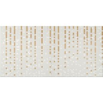 ART MOSAIC GOLD INSERTO GEO 29,7X60 G.1