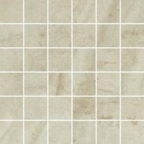 TEAKSTONE BIANCO MOZAIKA K. 4,8X4,8 MAT 29,8X29,8 G1