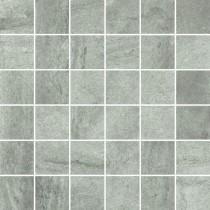 TEAKSTONE GRYS MOZAIKA K. 4,8X4,8 MAT 29,8X29,8 G1