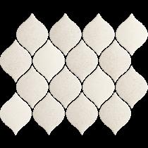 Mistysand Beige Mozaika Prasowana Arabeska Mix 26,5X20,2 Gat.1